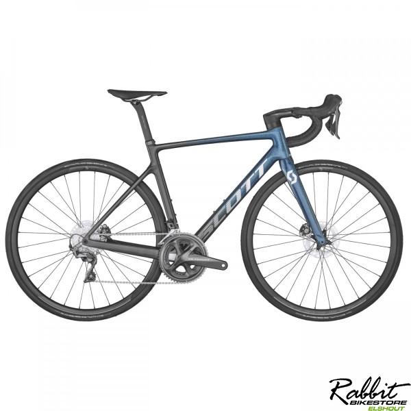 Scott Scott Addict RC 40 L 56cm, Zwart/blauw