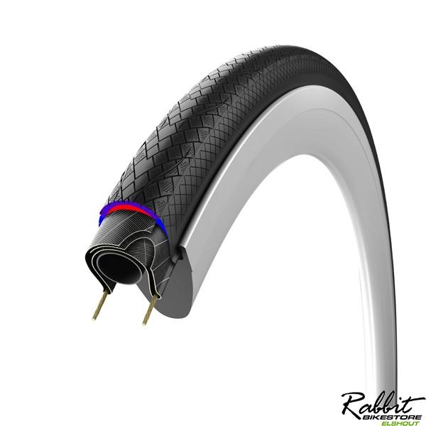 Vittoria Raceband G+ RubinoPro Endurance Vouw 25-
