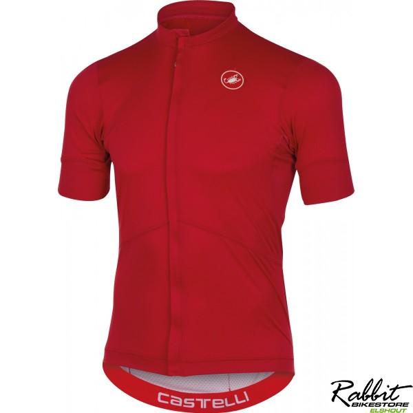 Castelli Ca Imprevisto Nano Jersey-red-xl