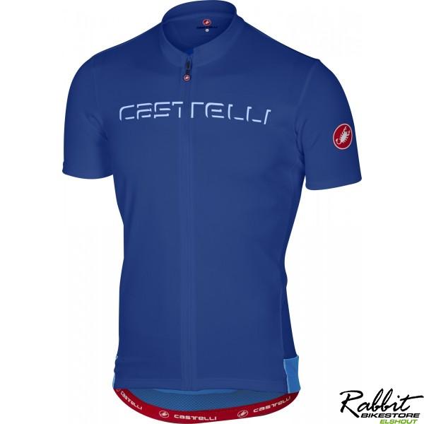 Castelli Ca Prologo V Jersey-surf Blue-xl