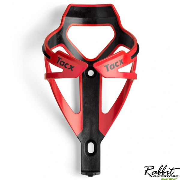 TACX BOTTELECAGE DEVA RED