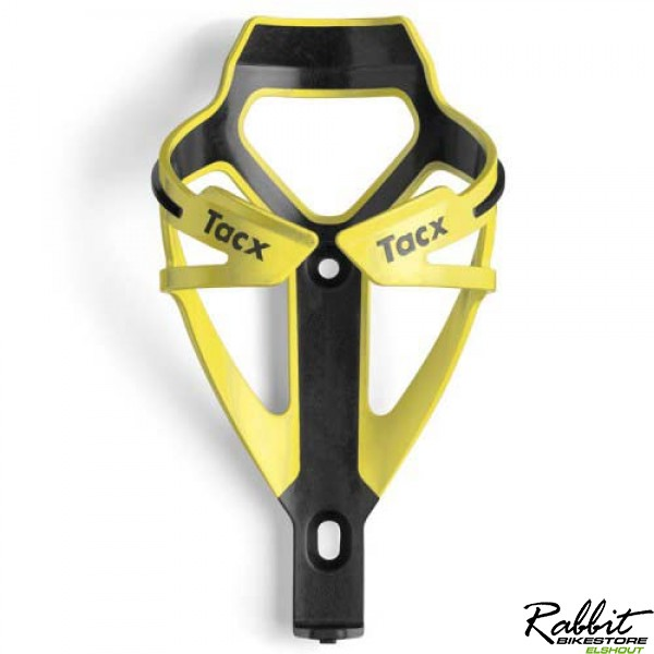 TACX BOTTELECAGE DEVA yellow
