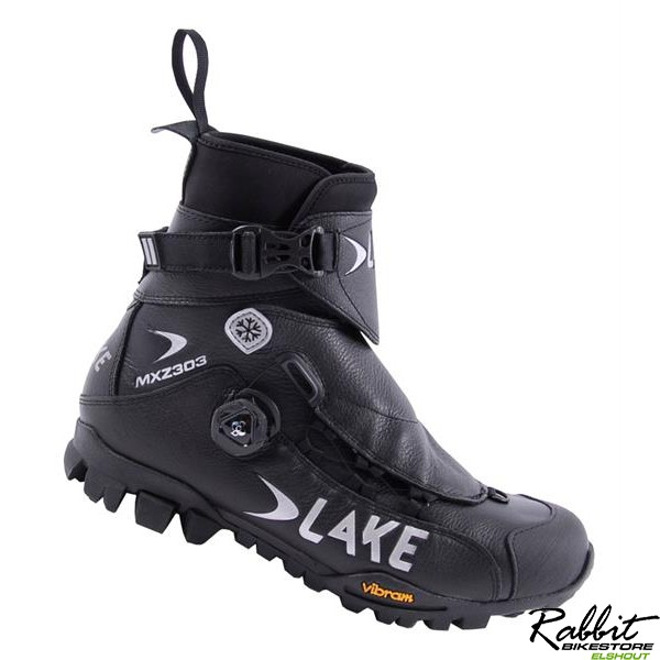 SCHOEN LAKE MXZ303 WINTER ZWART 46