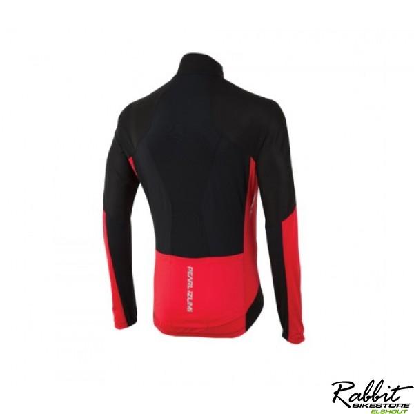 Pi Shirt Pro Aero Lm Zwart/rood L