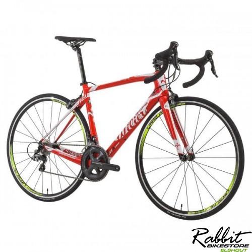 Wilier GTR TEAM Ultegra R8000 L, Rood/Wit
