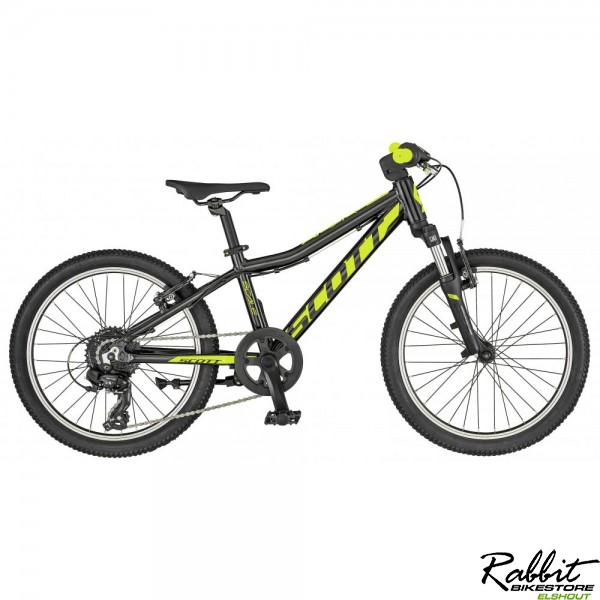 "Scott Scale 20 black/yellow 20"", zwart/geel"