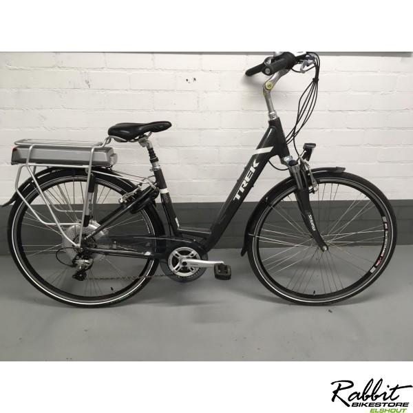 Trek T80+ 21-speed 46cm, Zilver