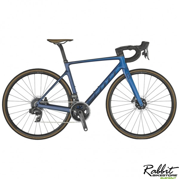 Scott Addict Rc20 2021 M/54, Blauw
