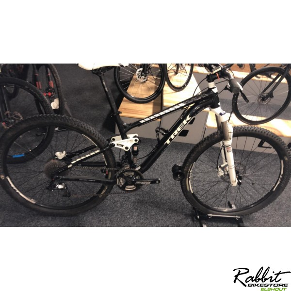 Trek Fuel EX 5 29, Zwart/Wit