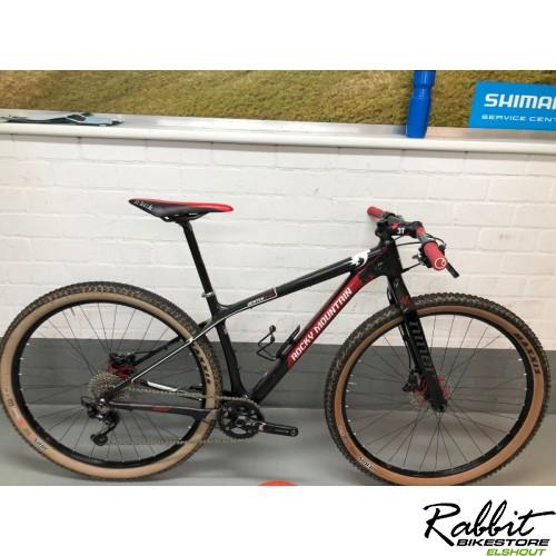 Rocky Mountain Vertex 990SL , Zwart \ rood